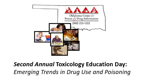 2nd Annual Toxicology Education Day-Changing Trends in Drug Use and Poisoning Banner
