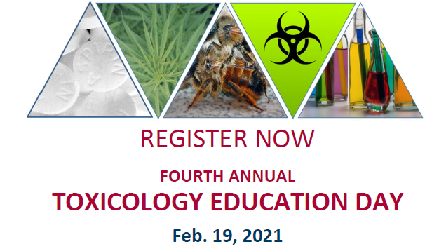 4th Annual Toxicology Education Day Banner