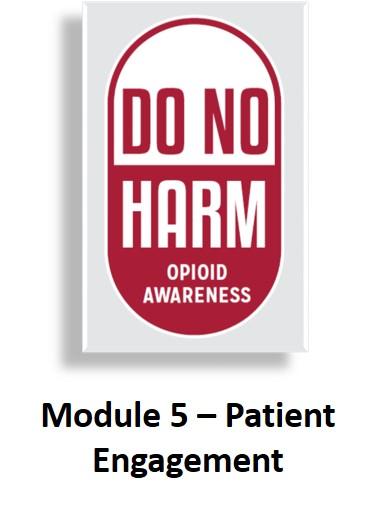DNH: Module 5 - Patient Engagement Banner