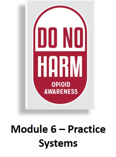DNH: Module 6 - Practice Systems Banner