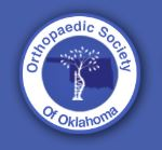 Orthopedic Society of Oklahoma Annual Scientific Meeting  Banner