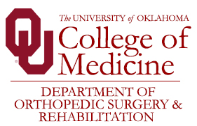 43rd Annual Orthopedic Surgery Visiting Professorship Banner