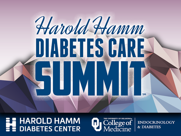 2017 Harold Hamm Diabetes Summit Banner